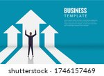 businessman character with...
