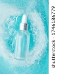 skincare serum essence glass...   Shutterstock . vector #1746186779