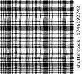 tartan plaid pattern seamless.... | Shutterstock .eps vector #1746192743