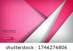 abstract luxury white and pink... | Shutterstock .eps vector #1746276806