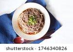 Japanese Style Soba Noodle Wit...