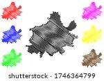 kragujevac city  republic of... | Shutterstock .eps vector #1746364799