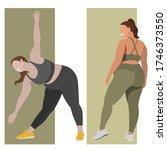 vector illustration on the... | Shutterstock .eps vector #1746373550