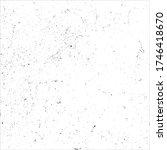 vector black and white pattern...   Shutterstock .eps vector #1746418670