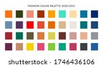 Fashion Color Trend Palette...