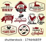 Collection Of Premium Beef ...