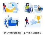 flat design style illustrations ... | Shutterstock .eps vector #1746468869