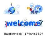 flat design style illustrations ... | Shutterstock .eps vector #1746469529