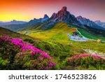 Amazing Nature Landscape And...