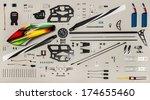 Rc Model Aircraft Kit....