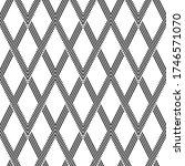 seamless geometric diamonds... | Shutterstock .eps vector #1746571070