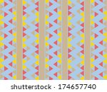 ethnic composition | Shutterstock .eps vector #174657740