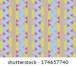 ethnic composition | Shutterstock .eps vector #174657740