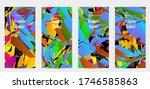 abstract social media template... | Shutterstock .eps vector #1746585863