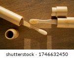 Bamboo Toothbrush Set Of...