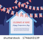 celebration independence day of ... | Shutterstock .eps vector #1746643139