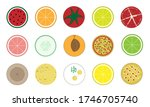 """fifteen fruits and other """"food"""" ... 