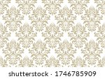 vintage abstract pattern in... | Shutterstock .eps vector #1746785909