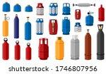 Set Different Gas Cylinder On...