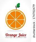 fruits design  over white  ... | Shutterstock .eps vector #174702479