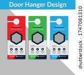 Door Hanger Tags For Room In...