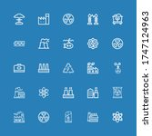 Editable 25 Nuclear Icons For...