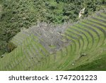 Stone Terraced Hillside City Of ...