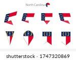 north carolina us state flag... | Shutterstock .eps vector #1747320869