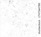 vector black and white...   Shutterstock .eps vector #1747364780