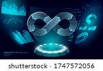 devops software development...   Shutterstock .eps vector #1747572056