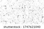 grunge background. black scuffs ... | Shutterstock .eps vector #1747621040