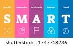 smart explanation vector... | Shutterstock .eps vector #1747758236