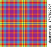 tartan scotland seamless plaid... | Shutterstock .eps vector #1747832909