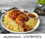 Kabsah Mandy Chicken Rice Set...
