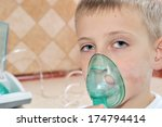 inhaler   the inhaler for... | Shutterstock . vector #174794414