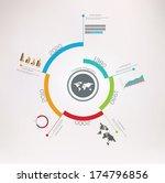 Spiral Timeline Infographics....