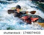 Banner Whitewater Kayaking ...