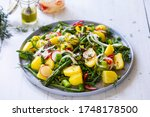 Summer Salad With Potatoes ...