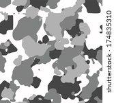 Urban Camo Seamless Pattern....