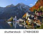 Hallstatt  Austria. Image Of...