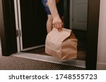 Contactless Food Delivery From...