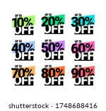 sale of special offers. the... | Shutterstock .eps vector #1748688416