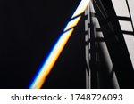 Black Futuristic Shadows And...