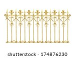 Isolated Golden Gates On A...