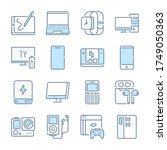 devices and gadgets related...