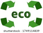 The Inscription Of Eco On A...