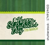 Patrick Day St Happy 4 Cover...