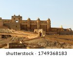 Amer Fort Or Amber Fort Is A...