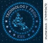 Technology From Krk. Futuristi...