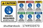 symbol masks required beyond... | Shutterstock .eps vector #1749533573